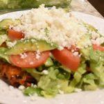 enchiladas de guajillo estilo guerrero