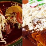 enchiladas estilo durango