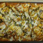 receta de pastel de pollo azteca