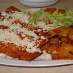 Receta de Enchiladas estilo Aguas Calientes